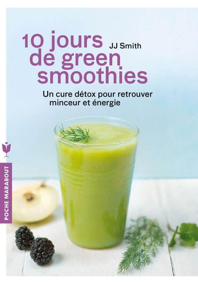10 jours de Green Smoothies