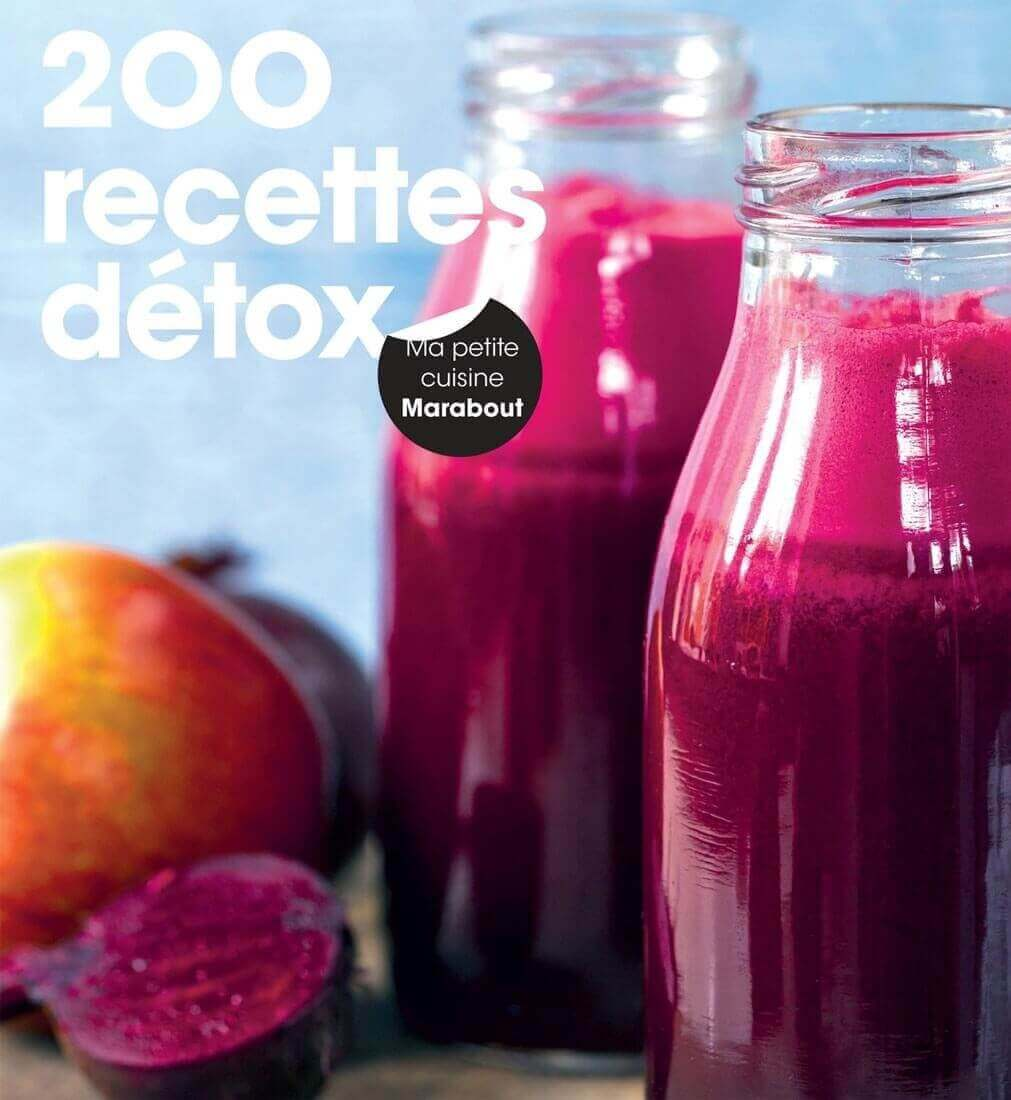 200 recettes detox