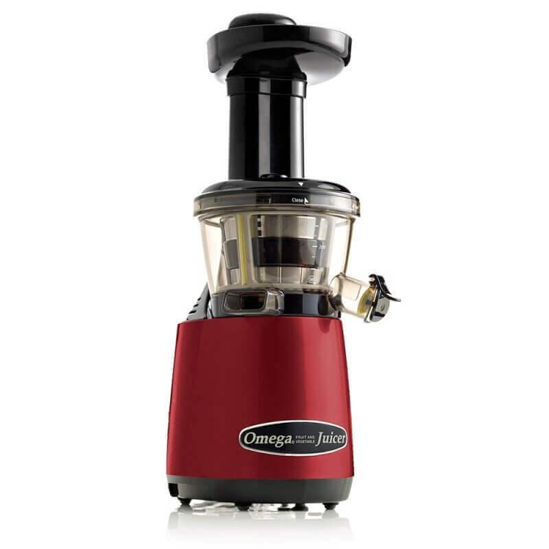 Extracteur de jus Omega VRT402 rouge