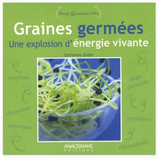 Les graines germées : une explosion d'énergie