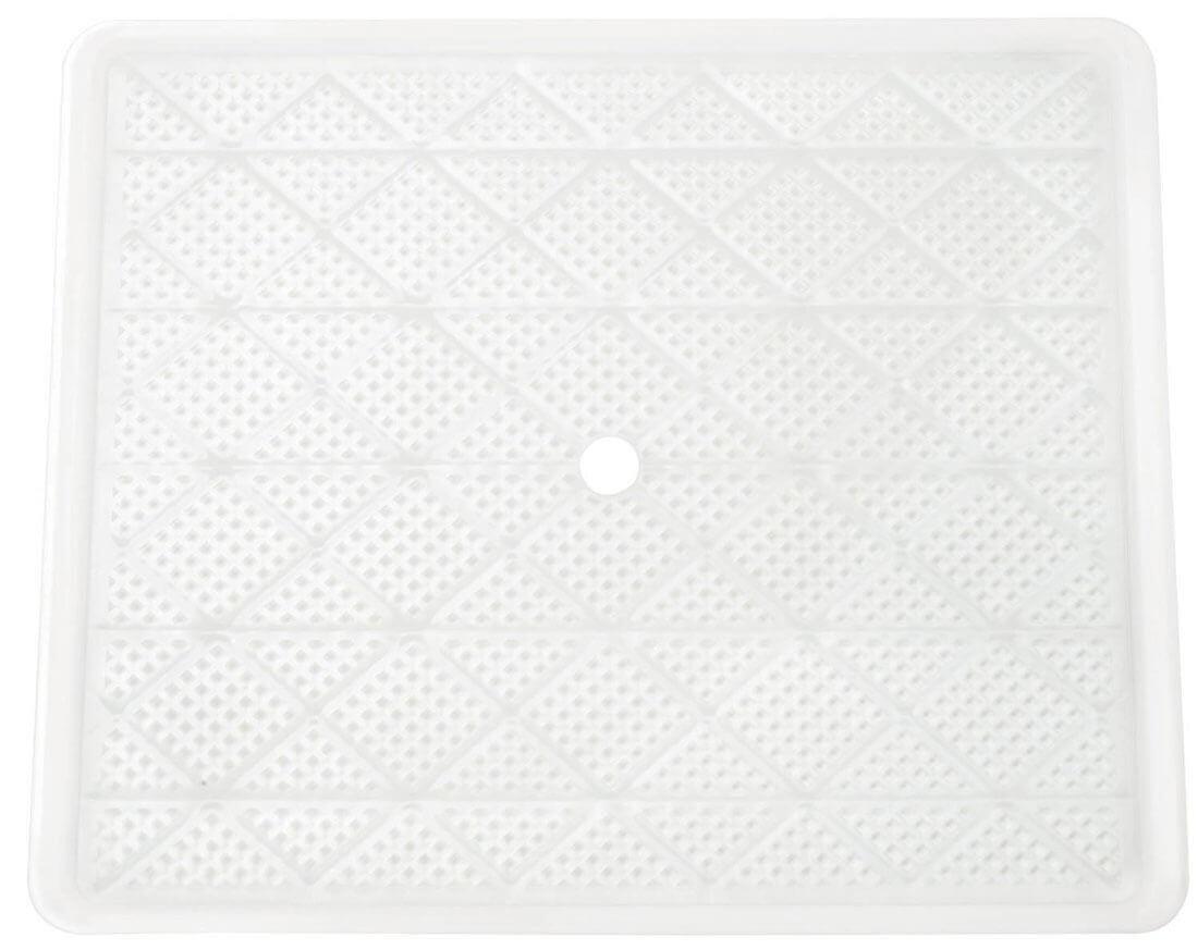 Plateau en plastique avec petits trous pour Sedona Combo