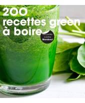 200 recettes green à boire