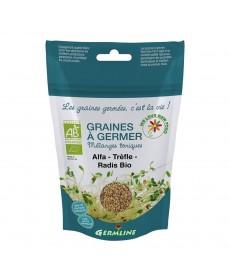 Graines à germer Alfalfa - Trèfle - Radis