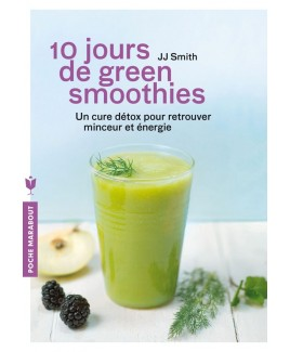 10 jours de Green Smoothies