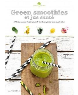 Green smoothies et jus santé