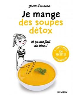 Je mange des soupes détox et ça me fait du bien