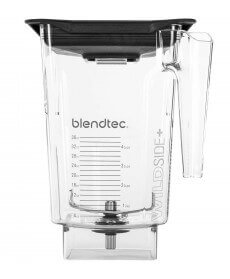 Blendtec Mini WildSide Jar - Jarre 5 faces capacité: 1,4 L