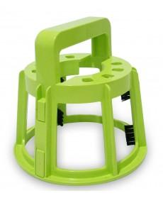 Brosse circulaire verte pour Omega MMV 702