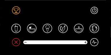 Blendtec Designer 725 ecran tactile