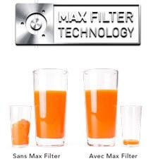 Max filter D9900