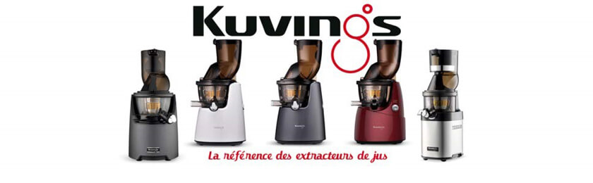 Kuvings la reference des extracteurs