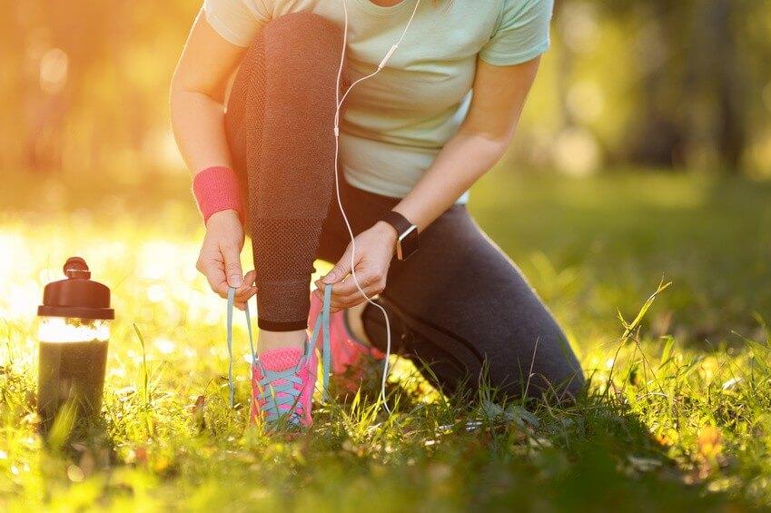 Le temps se radoucit : restez motivé, on se remet au sport!