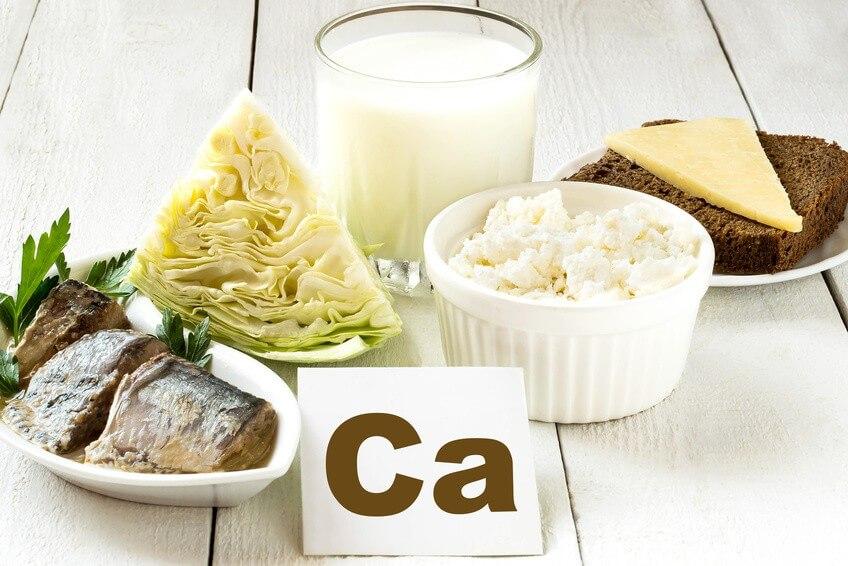 Les produits laitiers sont-ils les seules sources de calcium de l'alimentation ?