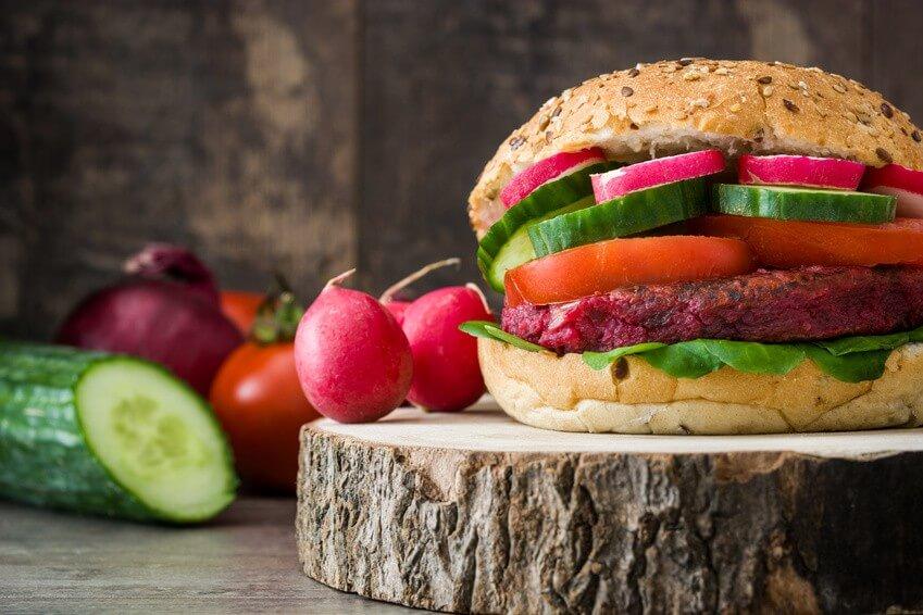 Conseil de Bastien : soirée burger, avec une recette saine !