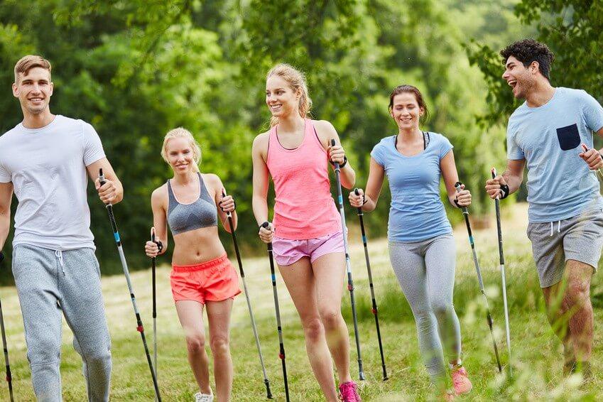 Conseil de Bastien : Sport, 3 bienfaits de la marche nordique