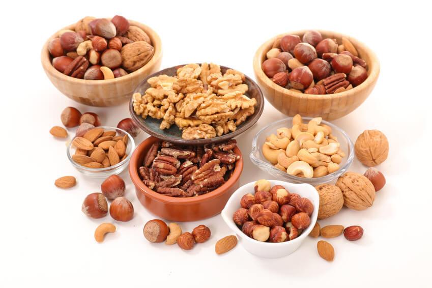 Conseil de Bastien : mangez des fruits à coque régulièrement