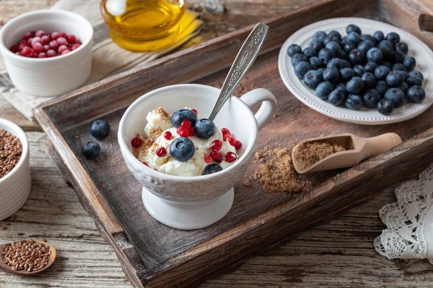 Conseil de Bastien : 2 petits déjeuners bons pour la santé!