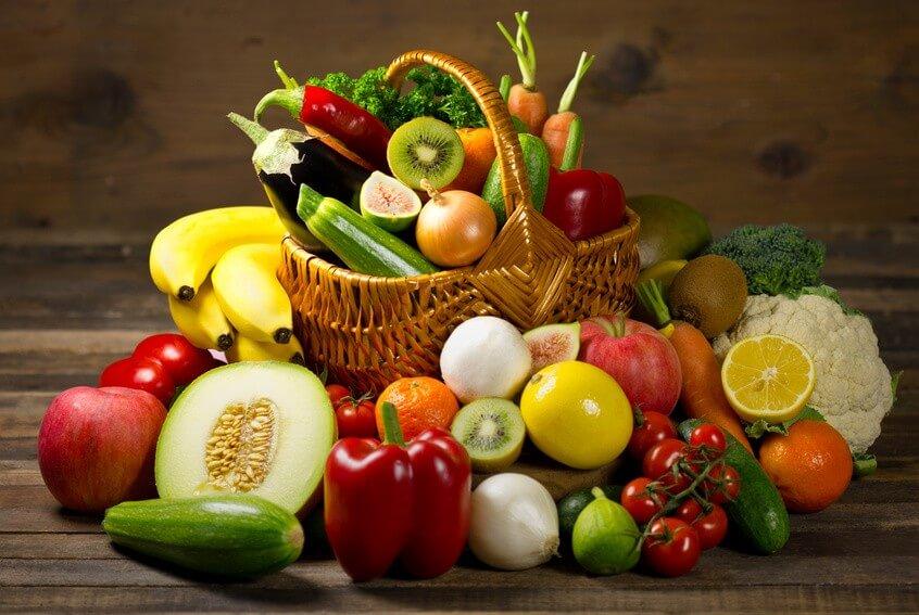 Voici le top des fruits et légumes au calendrier d'août!
