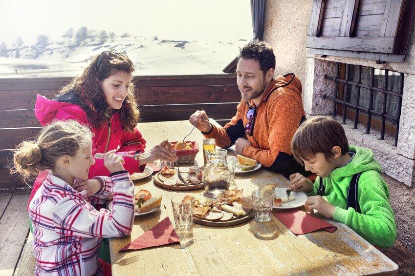 Conseil de Bastien : Ne mangez pas en grande quantité l'hiver