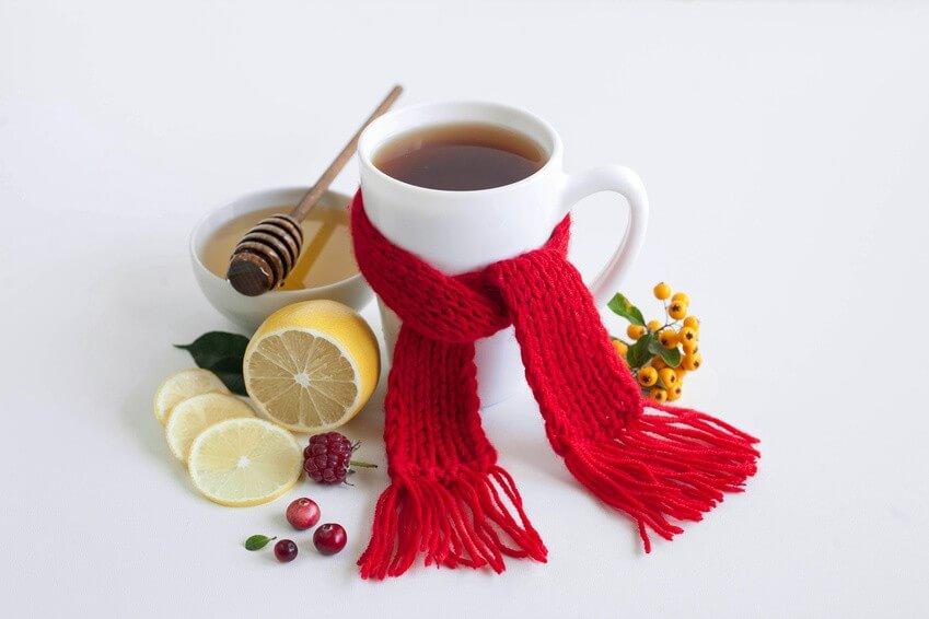 5 remèdes naturels contre les maux de l'hiver