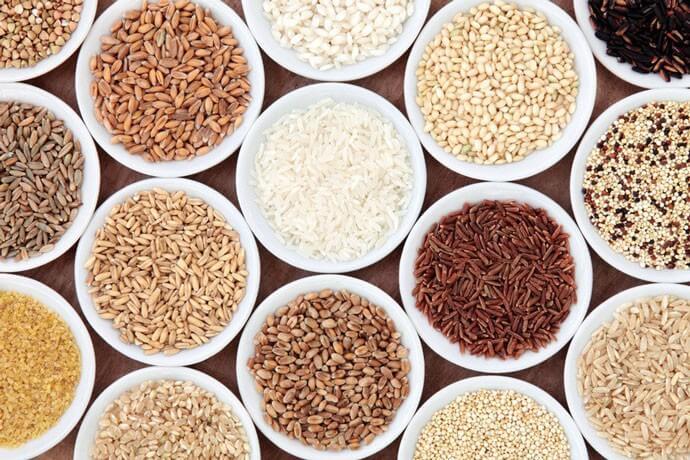 Quinoa, riz, sarrasin, des céréales sans gluten pour remplacer le blé