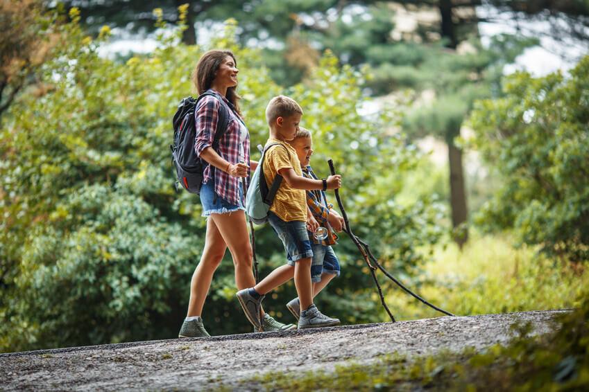 Conseil de Bastien : la randonnée, ma nouvelle activité santé!
