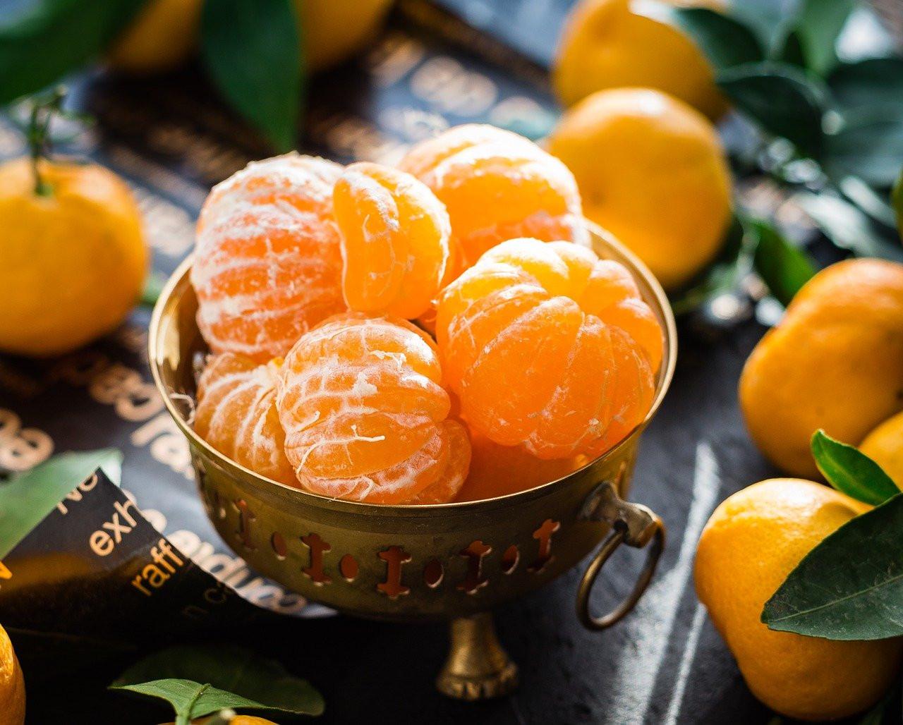 6 fruits récoltés en janvier et faibles en calories