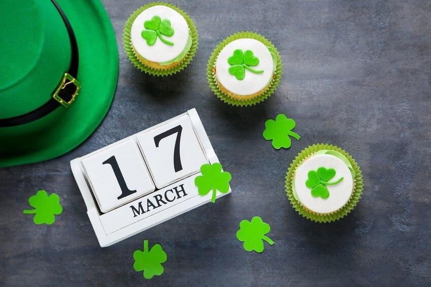 Le 17 mars, célébrez l'Irlande avec gourmandise