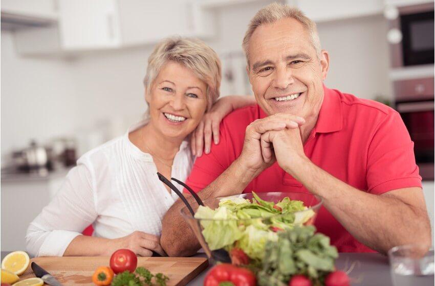 Freiner le vieillissement grâce à une alimentation riche en antioxydants