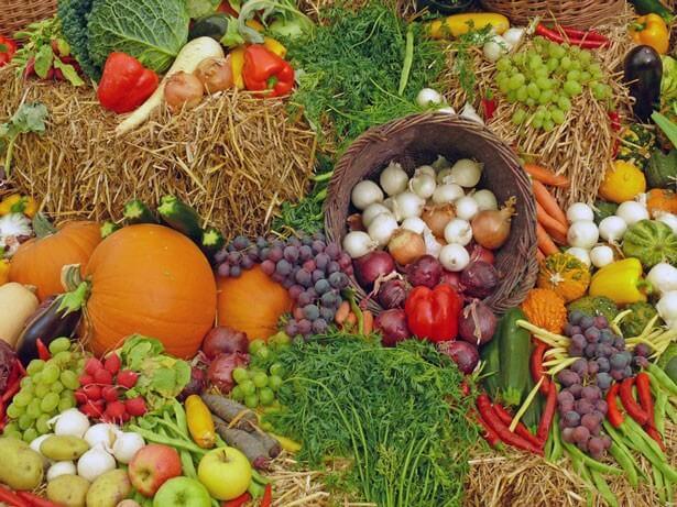Découvrez vite le calendrier des fruits et légumes d'octobre!