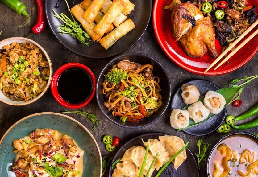 Conseil de Bastien : recettes pour le Nouvel An chinois