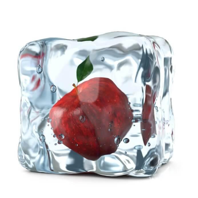 Les conseils de Bastien : la congélation de vos pommes