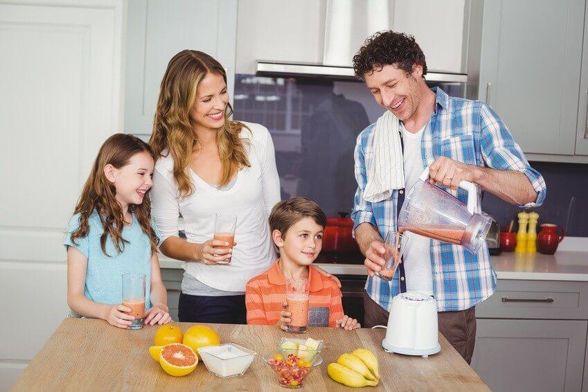 Conseil de Bastien : Des goûters survitaminés pour les enfants