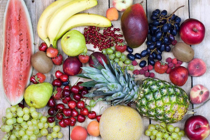 Conseil de Bastien : les 5 fruits d'été que je consomme le plus