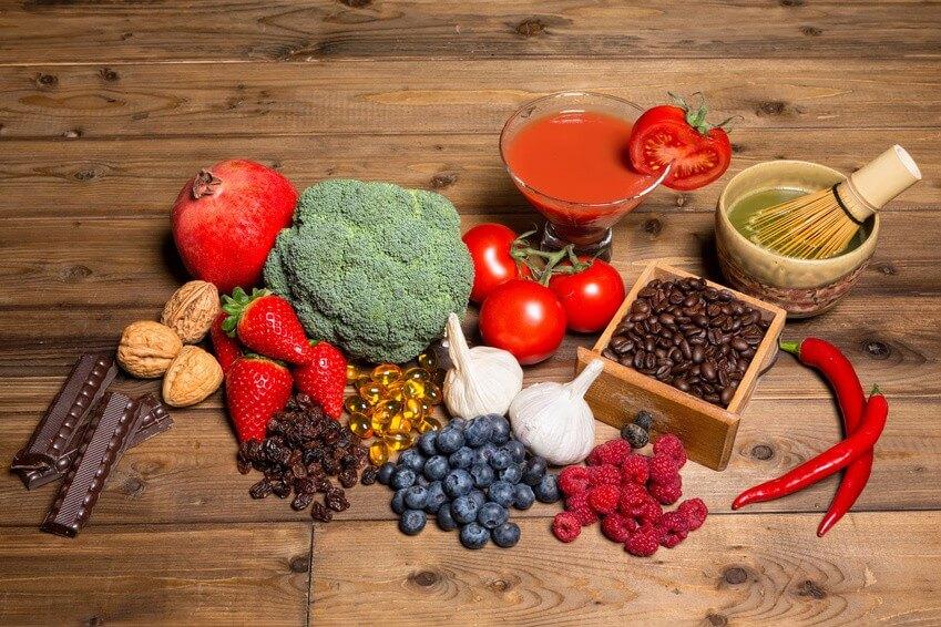 Spécial nutrition : gardez la santé grâce aux antioxydants