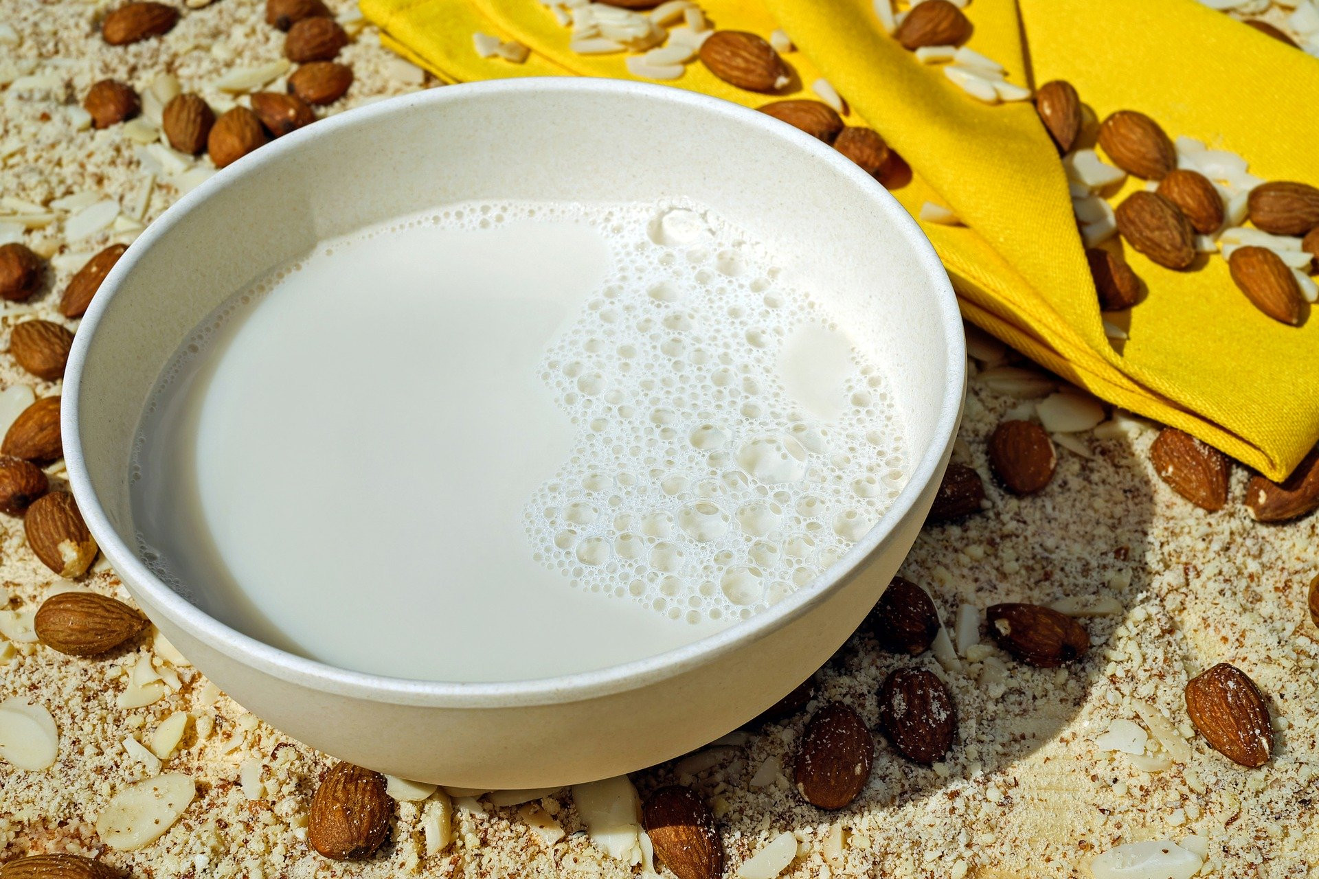 Conseils de Bastien : préparer votre lait végétal maison