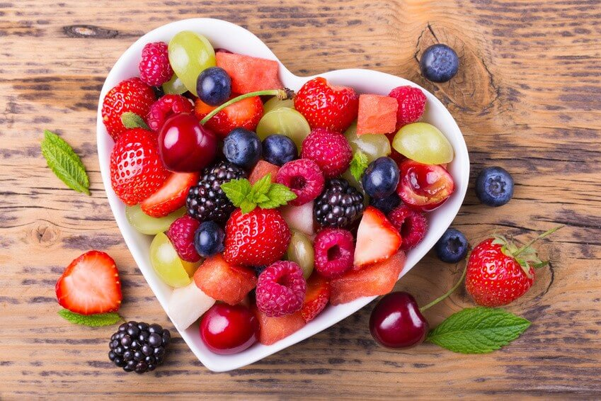 Conseil de Bastien pour un petit dej' forme : le miam-ô-fruit