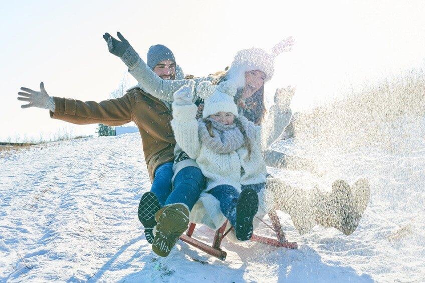 Conseil de Bastien : 2 façons de combattre la morosité en hiver