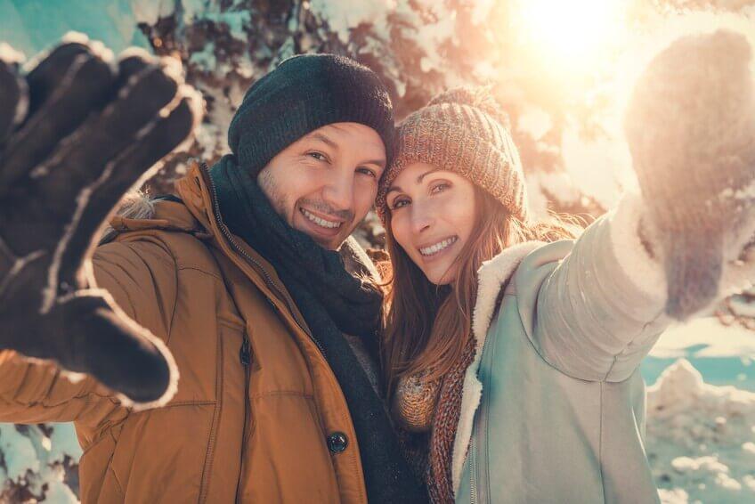 3 bonnes raisons d'appliquer de la crème solaire en hiver!
