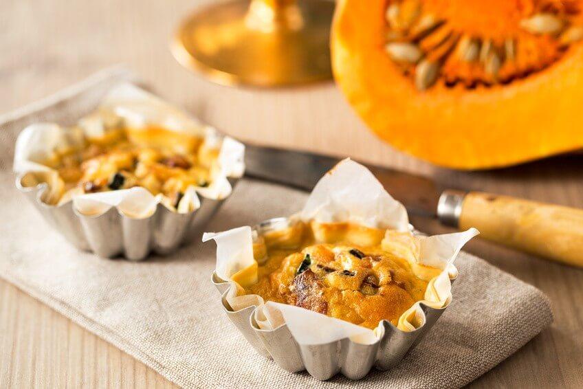 Halloween - Notre Top6 des recettes originales à la citrouille !