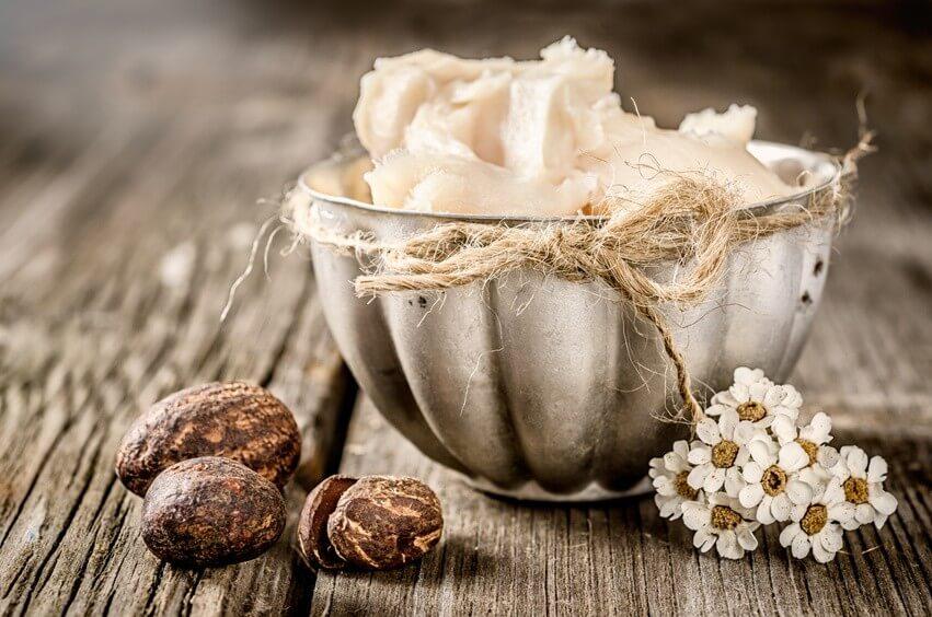 Les beurres végétaux, le secret beauté des peaux sèches