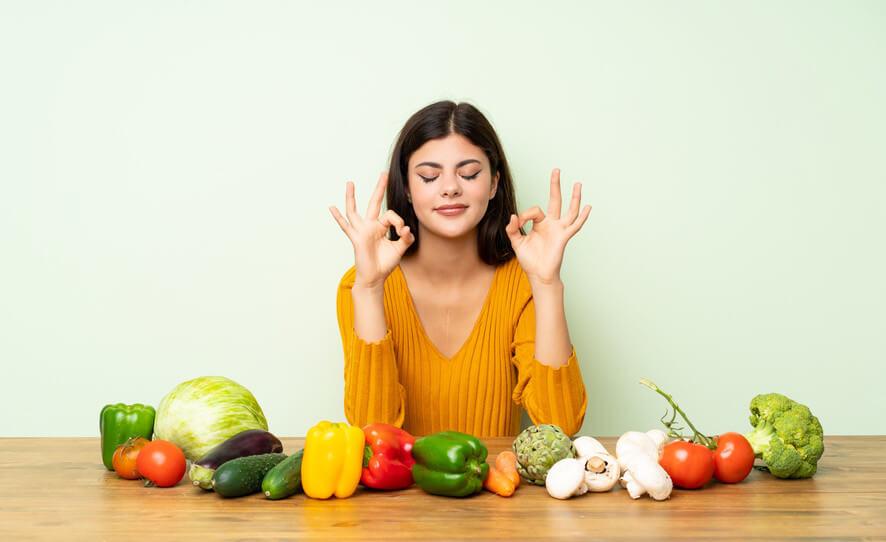 Manger en pleine conscience, le régime sans effort!