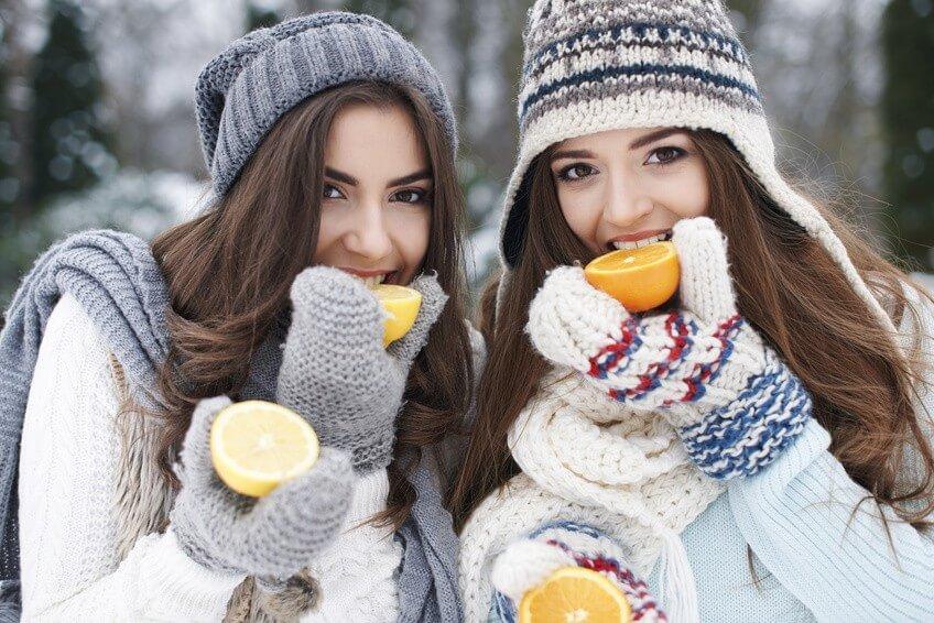 Les aliments à privilégier pour une bonne santé durant l'hiver