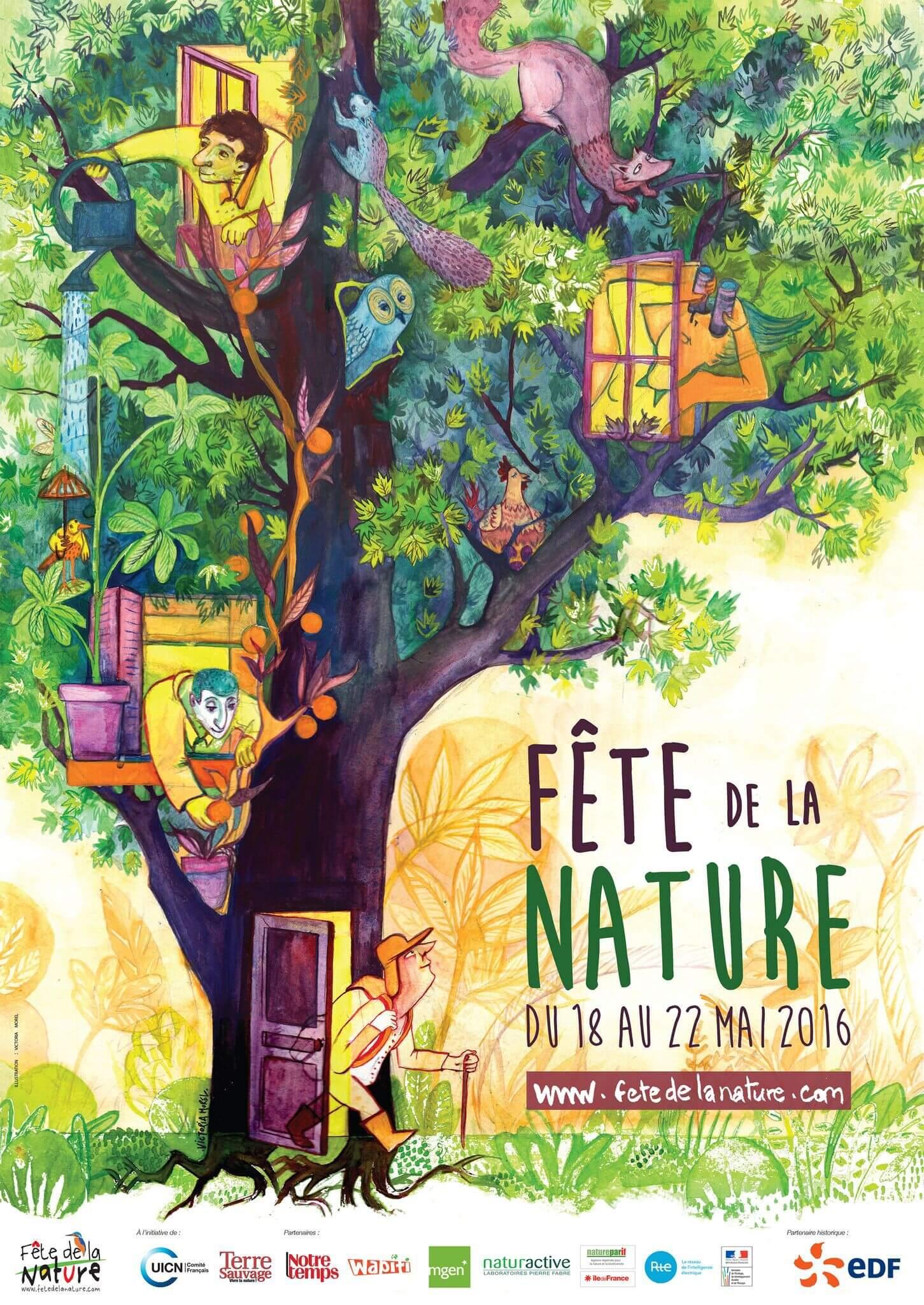 Célébrez la Fête de la nature du 18 au 22 mai !