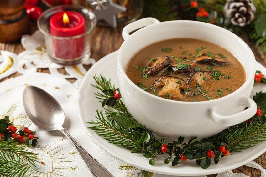 A Noël, on tente le potage en entrée ?