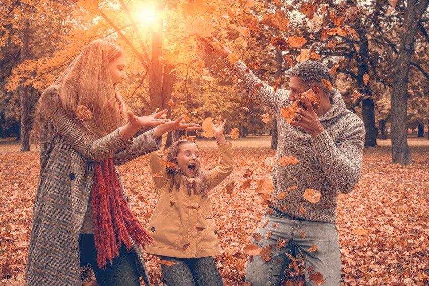Nos astuces pour passer un automne en pleine forme!