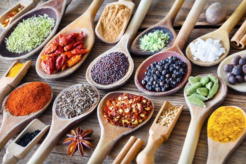 Conseil de Bastien : top 5 des épices que je préfère cuisiner