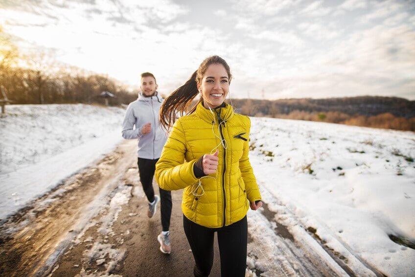 Conseil de Bastien : restez en forme l'hiver grâce au sport