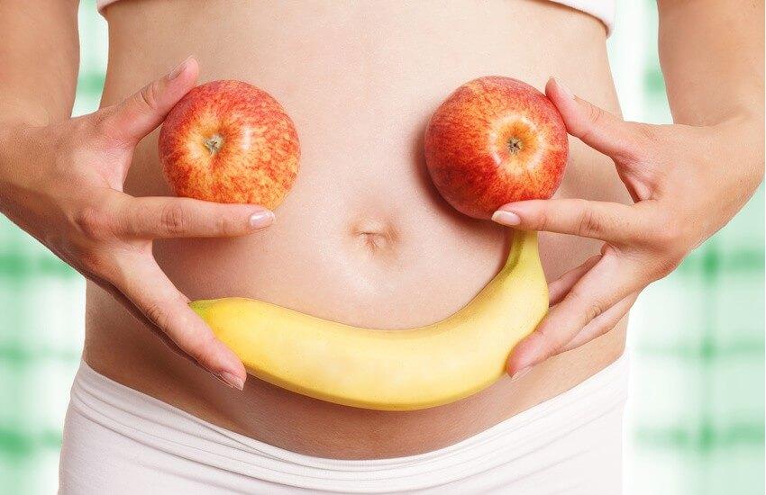 Grossesse : conseils santé sur les aliments pour maman et bébé
