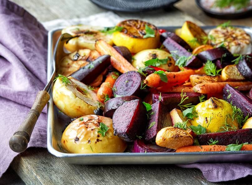 Au calendrier, les meilleurs fruits et légumes à savourer en février